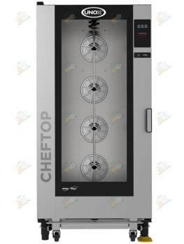 Пароконвектомат XEVC-2011-E1R (ChefTop MIND)