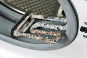 Образование накипи в стиральных машинах и способы ее предотвращения
