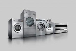 Выбор профессионального оборудования для фирменной прачечной